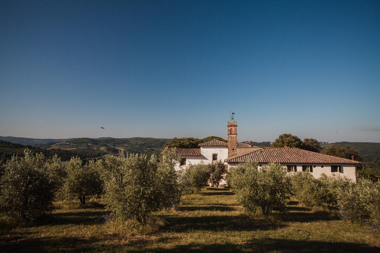 fattoria e villa di rignana