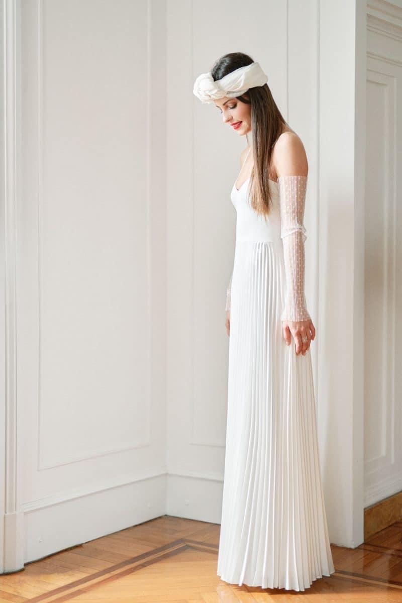 Quanto tempo prima occorre scegliere l'abito da sposa?